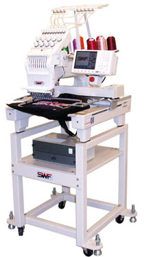 swf embroidery machine support